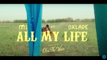 VIDEO: M.I Abaga – All My Life ft. Oxlade